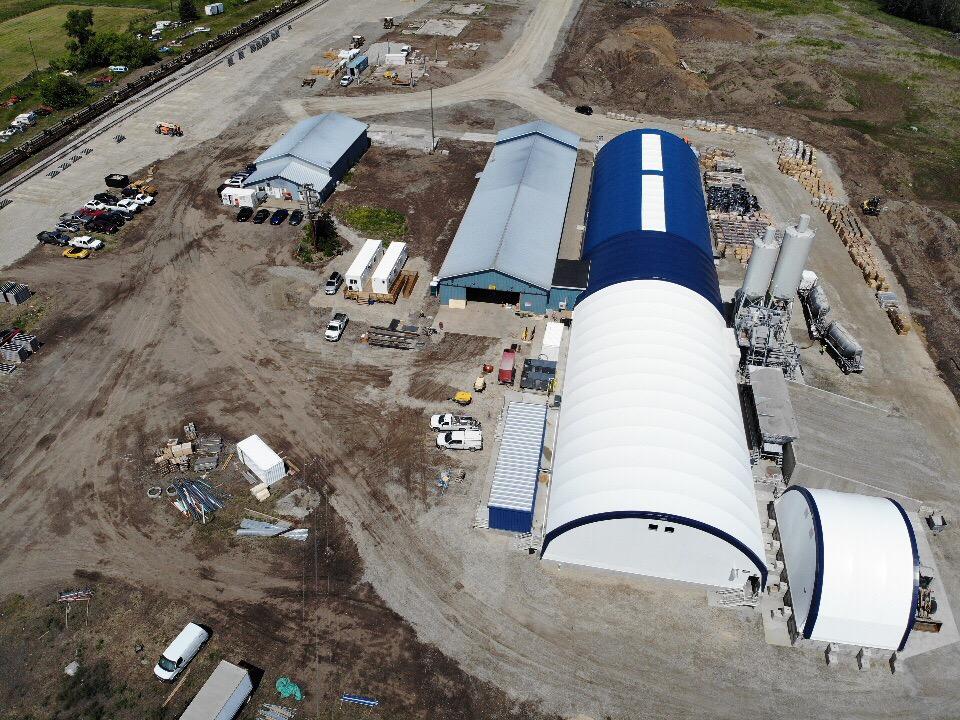 Monte Lake Precast Concrete Plant